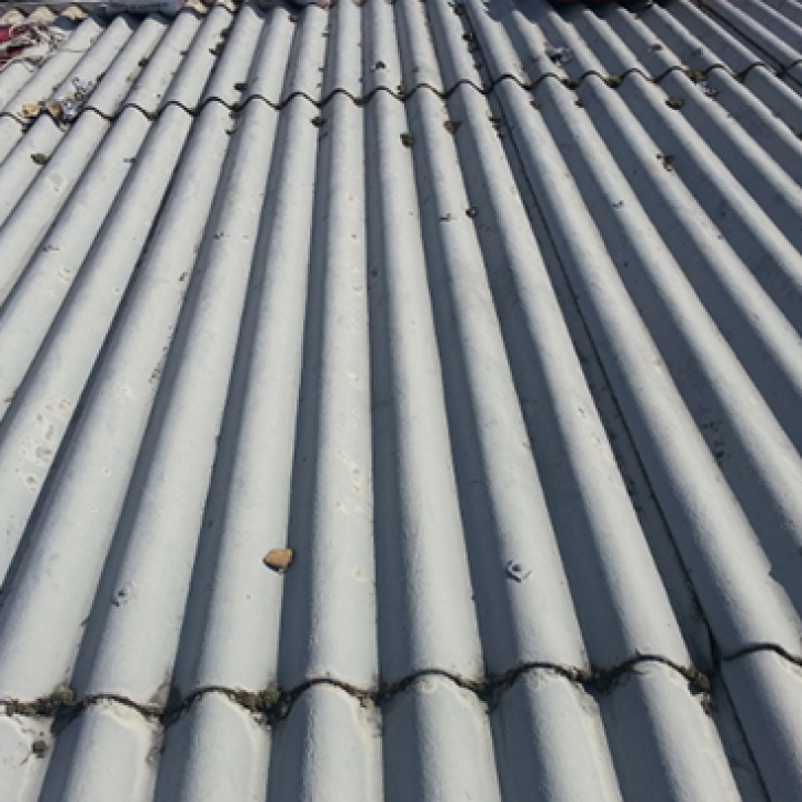 151102 Roofing Asbestos Roof Replacement